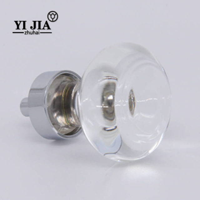 Crystal Cupboard Knob Best Decoration For Furniture