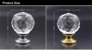 copper knobs