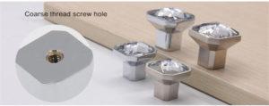 glass drawer pulls