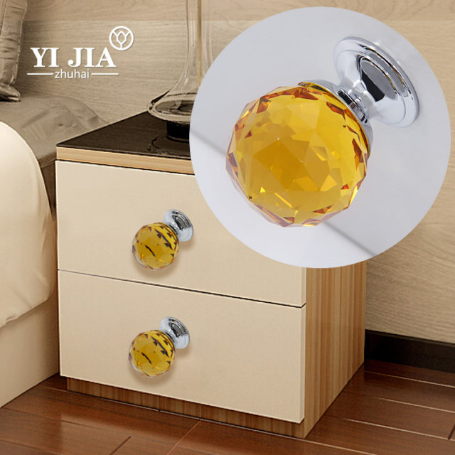 cabinet knob   YiJia Crystal