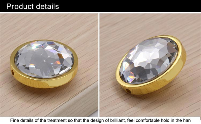 Crystal Mosaic Cabinet Door Handles detail (1)