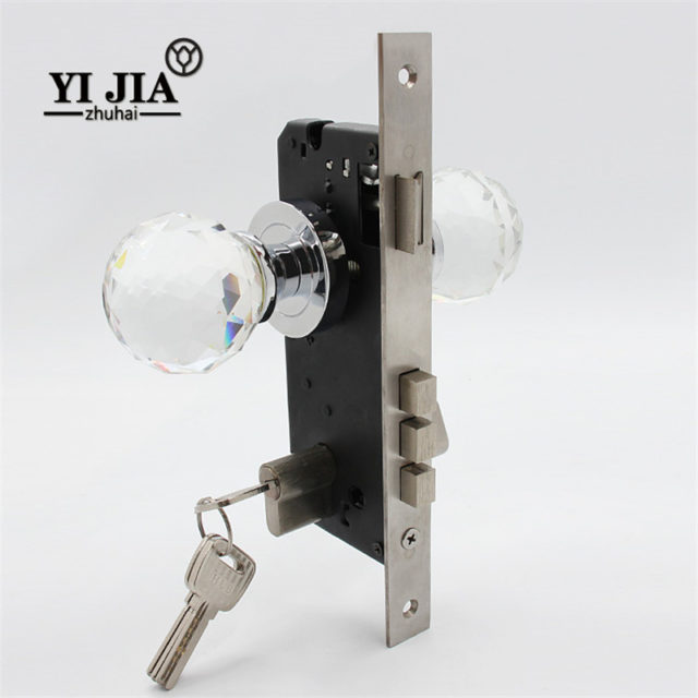 door knob | YiJia Crystal