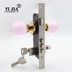 crystal door handles